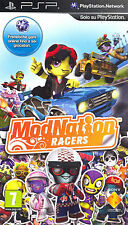 Modnation Racers SONY PSP IT IMPORT SONY COMPUTER ENTERTAINMENT