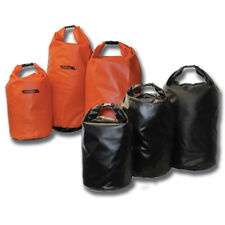 HIGHLANDER LARGE DRY BAG WATERPROOF CARRY PACK SACK SAILING CAMPING 45L BLACK