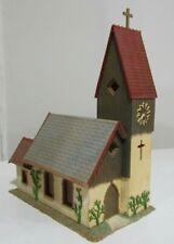 Faller Small Church Fully Assembled
