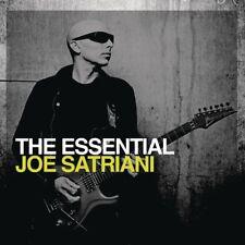 The Essential Joe Satriani - Joe Satriani (Album) [CD]