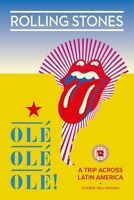 THE ROLLING STONES - OLE OLE OLE!-A TRIP ACROSS LATIN AMERICA  DVD NEW+
