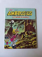 AMBROSIUS le fantome de murdoch en EO de 1974