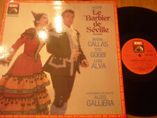 LP: Maria Callas: Rossini: le barbier de Séville.