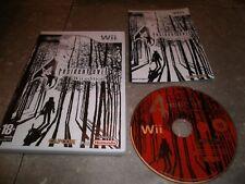 JEU NINTENDO WII Pal version française: RESIDENT EVIL 4 Wii edition -Complet TBE