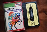 Das kleine Mädchen und das blaue Pferd - James Krüss 70er Europa Hörspiel MC