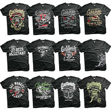 Official Gas Monkey Garage Fast N Loud GMG Kustom Builds Mens T-shirt