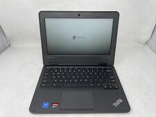 New listing Lenovo Thinkpad 11E Chromebook Celeron N2940 4Gb Ram 16Gb Flash Storage Chromeos