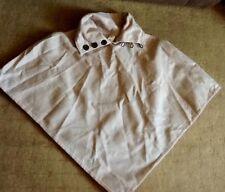 La Redoute TU beige clair doublée de cape avec bouton col. LAINE feel. Taille unique