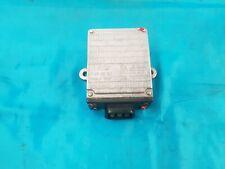 Original Fiat Uno 75 I.E , X 1/9 1500 Zündsteuergerät Bosch 0227100029