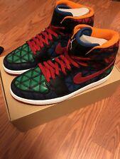 Super Rare Deadstock Nike Air Jordan AJ 1 J2K High Hi Retro Mens Shoes SZ 10.5
