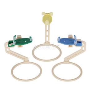 3Pcs Dental Digital X Ray Film Sensor Positioner Holder Plastic