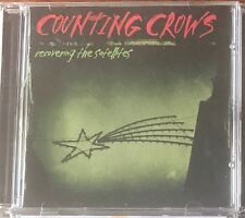 """Counting Crows """"Recovering The Satellites"""" CD. Near Mint!"""