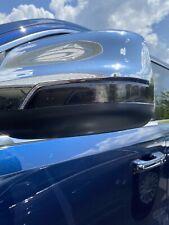 2019-2020 Dodge Ram 1500 Mirror Turn Signal Smoked Tint Overlays