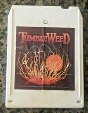 K-TEL Tumbleweed - various artists 8-TRACK TAPE - RARE!!!