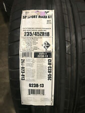 1 New 235 45 18 Dunlop SP Sport Maxx GT Tire