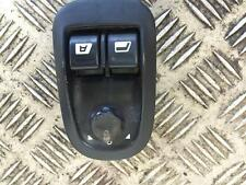 2000 PEUGEOT 206 1.6I 65KW NFZ DRIVERS FRONT WINDOW AND WING MIRROR SWITCH 11656