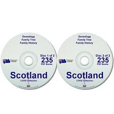 Family History Tree Genealogy Scotland Free Postage