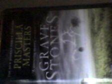 PRISCILLA MASTERS GRAVE STONES 7 CASSETTE AUDIO BOOK FREE POSTAGE