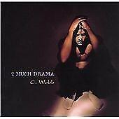 C.WEBB - '2 MUCH DRAMA'-KURUPT-REDMAN-RAP-RNB-BRAND NEW SEALED 1999 CD