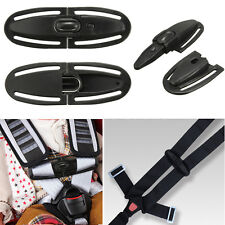 Baby Kids Child Car Safety Seat Strap Belt Lock Buckle Latch Harness Chest Clip