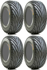 4 GBC Afterburn Street Force ATV Tires Set 2 Front 26x9-14 & 2 Rear 26x11-14