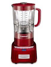 Cuisinart Elite Collection 2-Speed PowerEdge Blender, Metallic Red