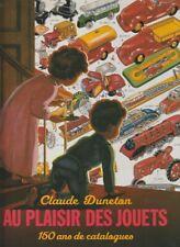 """Livre """"Au plaisir des jouets""""150 ans de catalogues"""