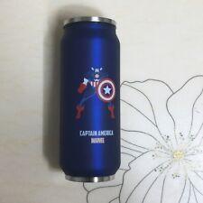 Avengers Captain Marvel Limited Edition Goods Stainless Tumbler Water Bottle