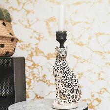 House of Vitamin Leopard Candle Holder