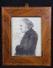 Portrait d'un pretre : Directeur de l'Ecole Chrétienne de Lons le Saunier Jura