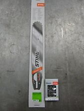 """STIHL 25"""" BAR AND CHAIN COMBO MS362 MS441 MS461 3003-000-4030 3624-005-0084"""