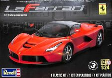 Revell 1:24 LaFerrari Sports Car Plastic Model Kit #85-4332