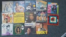 14 x Vinyl Singles Eurovision
