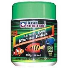 Ocean Nutrition Formula Two Marine Pellets - 100g- small pellets - 3.5oz