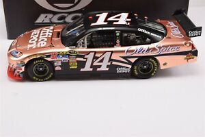 2010 Tony Stewart #14 Office Depot COPPER 1/24 Elite Chevy COT Diecast