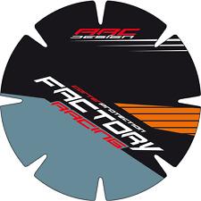 ADESIVO PROTEZIONE CARTER FRIZIONE KTM SXF 4T 450/525 DAL 2007 AL 2013  EXCR 450