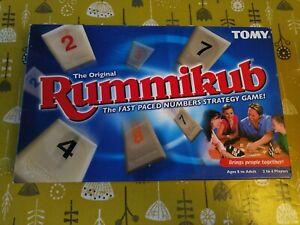 Hasbro - Rummikub Original Classic Game - Age 7+ sealed tiles