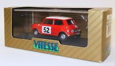 Vitesse 1/43 Scale Model Car L024 - Morris Cooper S #52 Monte Carlo Winner 1965