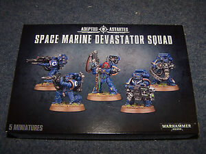 Space Marine Devastator Heavy Weapons (Bits)