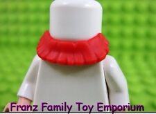New LEGO Minifig Red Short BEARD Hair Series 17 Battle Dwarf Body Part