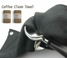 Coffee Machine Bar Towels Cloth Fiber Cafe Professional Cleaning Absorbent Tools