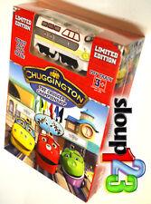 CHUGGINTON DVD - THE CHUGGER CHAMPIONSHIP - LIMITED EDITION - BONUS TOY TRAIN*