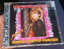 AMANDA SHAW - I'm Not a Bubble Gum Princess - CD signed fiddle Queen new Orleans