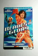 BLADES OF GLORY WILL FARRELL J HEDER MOVIE MINI POSTER BACKER CARD (NOT A movie)