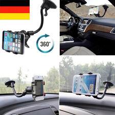 360° Universal KFZ Phone Navigation Saugnapf Halter Handyhalterung Auto LKW PKW