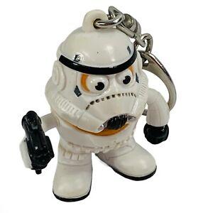 Spudtrooper Mr. Potato Head Star Wars Toy Collectibles Stormtrooper Keychain