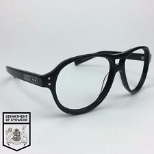 NIKE EYEGLASSES, BLACK AVIATOR,  FRAME Authentic. MOD: 25382563