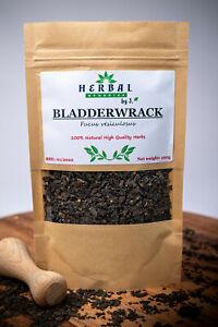 Bladderwrack Herb Dried Algae (Fucus vesiculosus) Iodine Morszczyn Kelp 50g