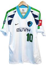 Tampa Bay Mutiny 1996 Valderrama Away Shirt USA Jersey MLS Colombia