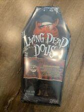 Living Dead Dolls - Captain Bonney. Nib Sealed